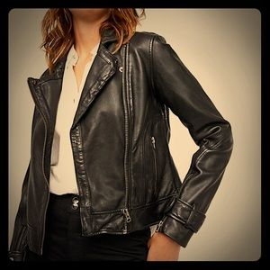 Free People Authentic Leather Jacket
